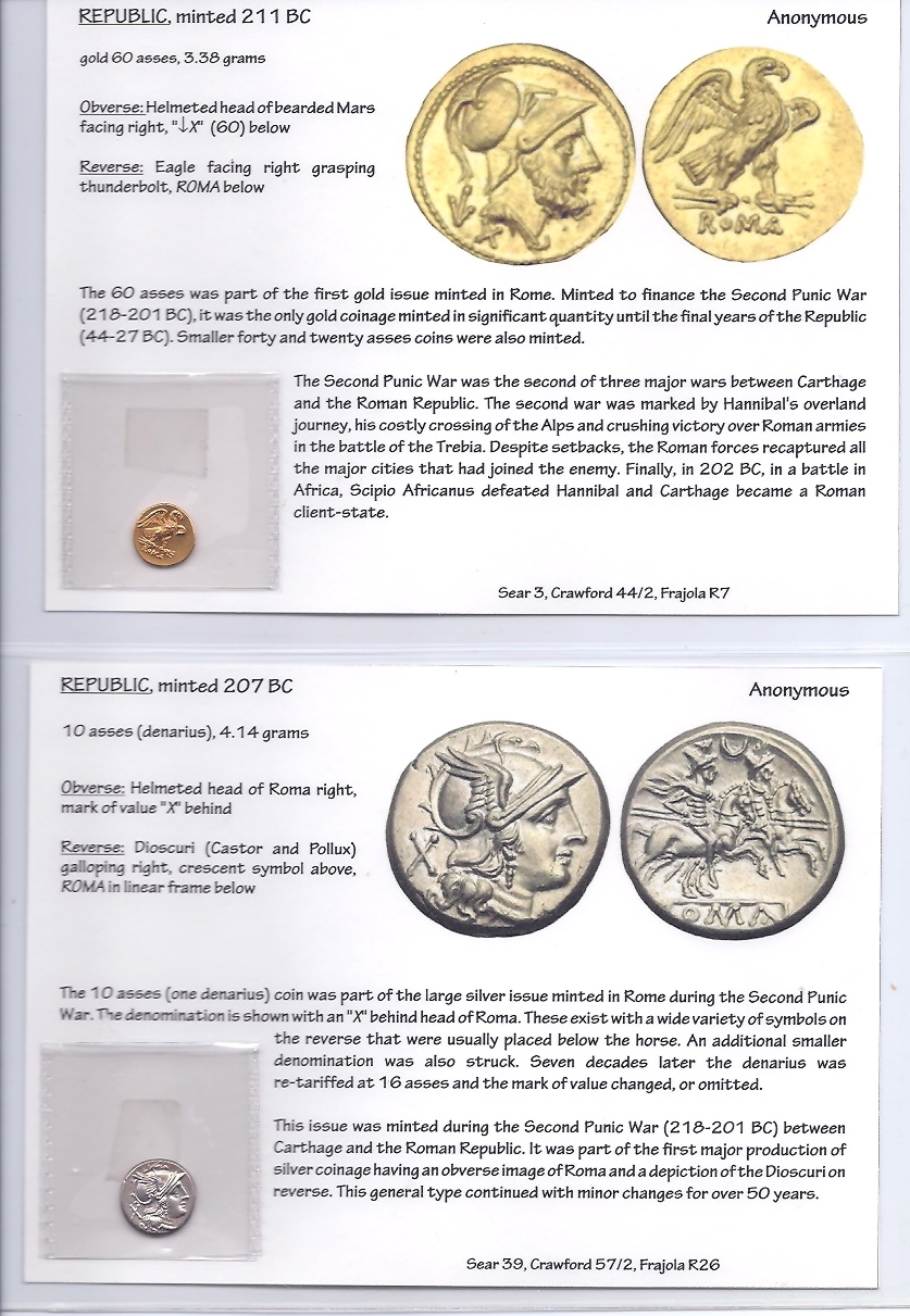 Mounting Roman Coins — Collectors Universe