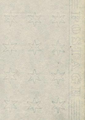 1863-1867 Issue Watermark Variaties