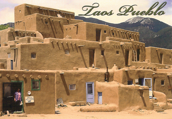 Train links for How to build a model pueblo house